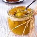 Appelsiini-inkiväärihillo - Reseptejä Preserves, Pickles, Cucumber, Vegetarian, Foods, Ideas, Food Food, Preserve, Food Items
