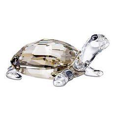 """Swarovski Crystal """"Tortoise """""""