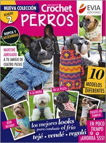 Crochet Ropa para PERROS Nº 02 - 2015