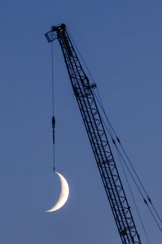 Hung the moon