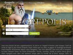 Grepolis Triche