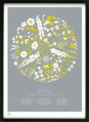 Bee Kind Print by Bold & Noble
