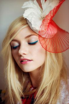 80c08d5b813 Photo inspiration from Maggie Mowbray Millinery