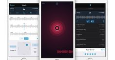 Voice Memos has long been a sort of catchall for iPhone users that want to record anything that makes sound. For musicians the stock iPhone app has been a..