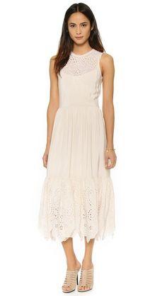 Ulla Johnson Oona Dress at shopbop