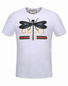 Gucci Short Sleeve Men's T Shirts