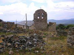 Foncebadón- La Iglesia    Añadido por Luis M. Bona Trigo el septiembre 30, 2009 a las 8:20am