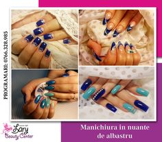 blue nails http://www.larybeautycenter.ro/