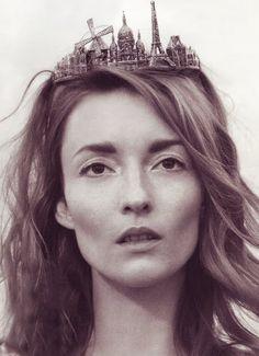 parisian princess? yes, please: paris crown