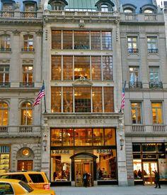 Henri Bendel Shop in New York - coffeepearlsandpoetry - #NewYork