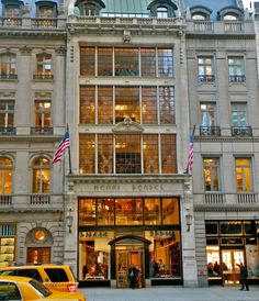 Henri Bendel Shop in New York - coffeepearlsandpoetry - #NewYork