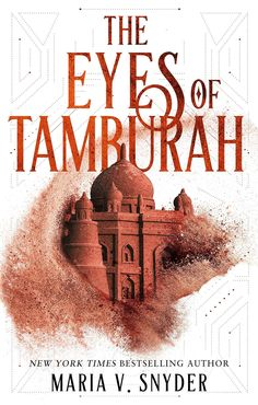 Maria V. Snyder'snew novel 'The Eyes of Tamburah' is a enriching mix of fantasy, adventure, and suspense making it perfect for YA fantasy lovers. New Fantasy, Fantasy Series, Fantasy Books To Read, World Of Books, How To Be Likeable, Book Boyfriends, Book Publishing, Bestselling Author, New Books