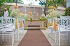 Mini Wedding: Nathalia e Nima em Poços de Caldas - MG Clube Noivas