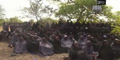 #Internacional Dudas en Nigeria sobre si atacante detenida es niña Chibok