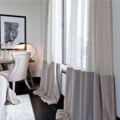 ! Ekaterina Brodskaya Design: Как правильно заказать шторы