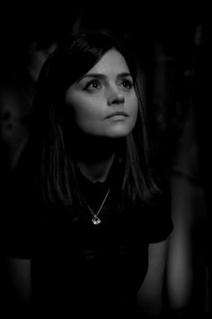 My new lady love, Jenna-Louise Coleman (a.k.a. Clara Oswin Oswald from Doctor Who).