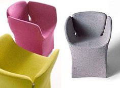 Moroso - Bloomy Chair