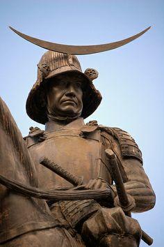 Date Masamune #japan #miyagi #sendai