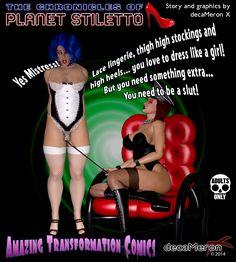 Planet Stiletto - Part 2