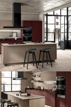 Kitchen Designs, House Colors, Furniture Ideas, Interior, Table, Room, Home Decor, Rouge, Templates