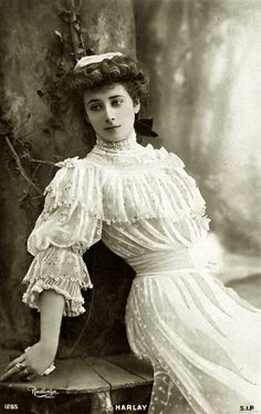 Vintage fashionable lady 003 by ~MementoMori-stock on deviantART