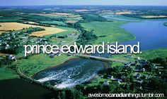 We just visited not that long ago. :) Went to see Anne of Green Gables the Musical.It was pretty great! Canadian Things, Big Country, Prince Edward Island, Anne Of Green Gables, Beautiful Places In The World, Countries Of The World, Places To See, Things To Do, Canada