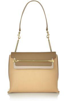 ChloéClare medium leather shoulder bag
