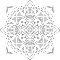 Tribal Beauty - a free printable coloring pagefor you! Download, print, color, and share. <3 One of 100+! https://mondaymandala.com/m/tribal-beauty?utm_campaign=sendible-pinterest&utm_medium=social&utm_source=pinterest&utm_content=tribal-beauty