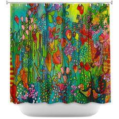 Shower Curtain Art, Shower Curtains, Mexican Kitchen Decor, Bleach Tie Dye, Bad, New Art, Fabric, Pattern, Prints