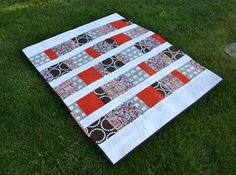 more beautiful simple baby quilt designs