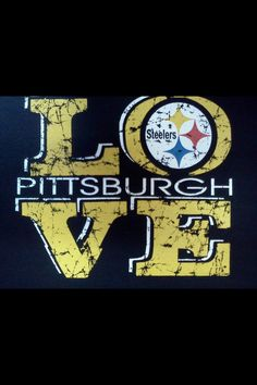 Love my Steelers!!!