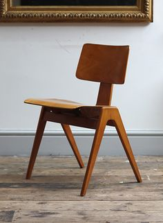 Hillestak chair by Robin & Lucienne Day