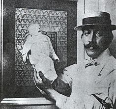Born in 1870 in Germany, Dr Couney was one of the early pioneers of neonatology. He helped to develop the baby incubator and methods of caring for premature babies. In the late 1890s, his senior associates tasked him with spreading the word of the new technology to doctors and hospitals. Couney developed an exhibit and began demonstrations at fairs and expos around the world.