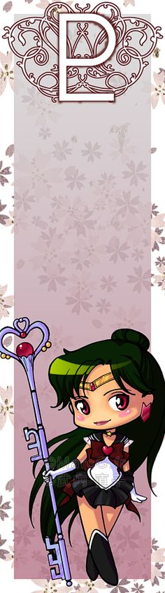 Sailor Pluto bookmark by Marc-G.deviantart.com on @deviantART