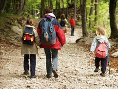 Snacks and proper gear are only two important aspects of an outdoor family adventure. Remember these six tips next time you're hiking with kids.