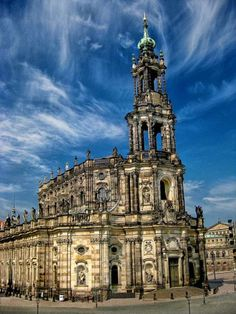 Dresden, Germany - Explore the World with Travel Nerd Nici, one Country at a Time. http://TravelNerdNici.com