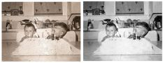 Photo repair by Fixing photos is an excellent and affordable digital restoration service. We are experts of repair of torn, faded, aged photos. Find us on the web here --> http://www.fixingphotos.com #photorestoration #photorepair