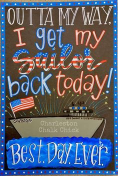 The life of a military wife and all the recipes, crafts and care packages that go with it. Military Homecoming Signs, Homecoming Posters, Military Signs, Military Wife, Military Deployment, Homecoming Dresses, Prom, Navy Sister, Navy Mom