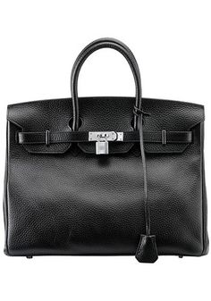 The Essential Jane Bag Leather Black
