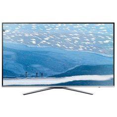 "ЖК телевизор Samsung 55"" UE55KU6400UXRU серебристый (UE55KU6400UXRU)  — 69677 руб. —  Телевизор LED Samsung 55"" UE55KU6400UXRU серебристый/Ultra HD/200Hz/DVB-T2/DVB-C/DVB-S2/USB/WiFi/Smart TV (RUS)"