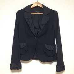 MARC JACOBS Tailored Jacket Size 4