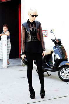Kate Lanphear: Fashion inspiration