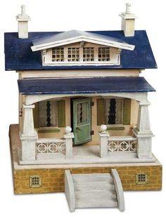 Image result for Albin Schonherr dolls houses