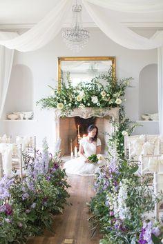Florist Friday : Tallulah Rose Flower School – Wedding Flower Course Retreat | Part 1