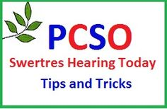 Best Swertres Tips and Tricks To Win PCSO Swertres Hearing Maintain… PCSO Swertres Hearing Today The PCSO swertres hearing today is the lottery game which is Lottery Tips, Lottery Games, Lottery Numbers, Today Tips, Lucky Charm, Jun, Gaming, Projects, Baby