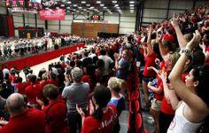 National Championship pep rally!