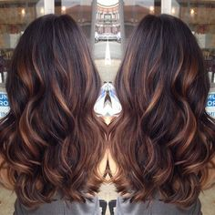 Brunette Balayage Hair Archives - Vpfashion Vpfashion