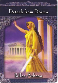 Athena in Ascended Masters by Doreen Virtue