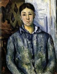 Image result for cezanne portraits