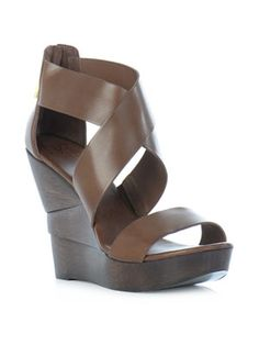 Opal wedge shoes